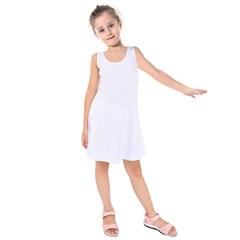 Kids  Sleeveless Dress Icon