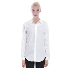 Womens Long Sleeve Shirt Icon