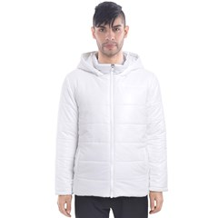 Men s Hooded Puffer Jacket Icon