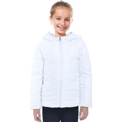 Kids  Hooded Puffer Jacket Icon