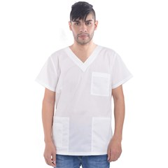 Men s V-Neck Scrub Top Icon