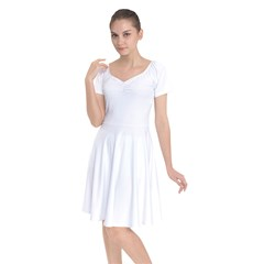 Short Sleeve Bardot Dress Icon
