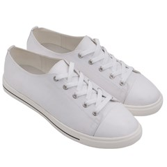 Men s Low Top Canvas Sneakers Icon