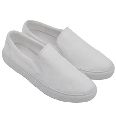 Men s Canvas Slip Ons Icon