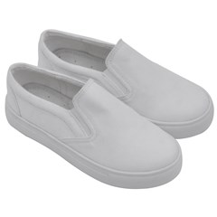 Kids  Canvas Slip Ons Icon