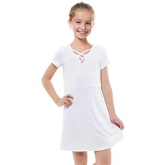 Kids  Cross Web Dress Icon