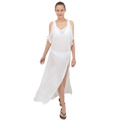Maxi Chiffon Cover Up Dress Icon
