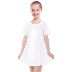 Kids  Smock Dress Icon