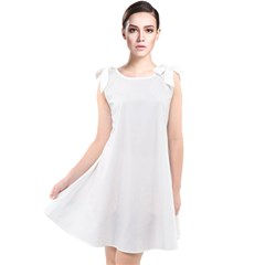 Tie Up Tunic Dress Icon