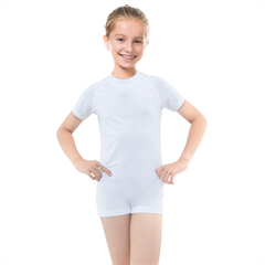 Kids  Boyleg Half Suit Swimwear Icon