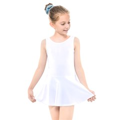 Kids  Skater Dress Swimsuit Icon