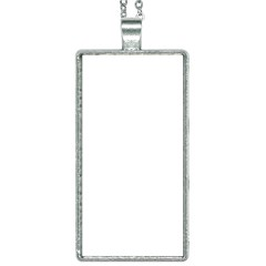 Rectangle Necklace Icon