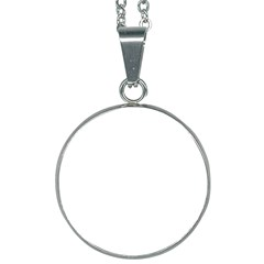 25mm Round Necklace Icon