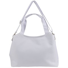 Double Compartment Shoulder Bag Icon