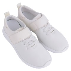 Women s Velcro Strap Shoes Icon