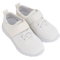 Kids  Velcro Strap Shoes Icon