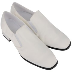 Women Slip On Heel Loafers Icon