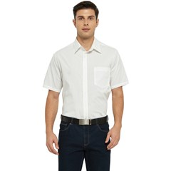 Men s Short Sleeve Pocket Shirt  Icon