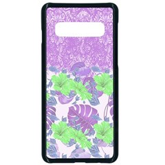 Samsung Galaxy S10 Seamless Case(Black) Icon