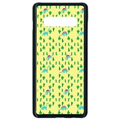 Samsung Galaxy S10 Plus Seamless Case (Black) Icon