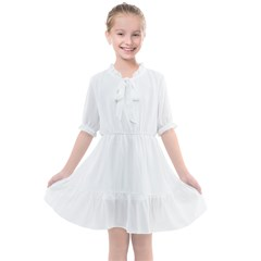 Kids  All Frills Chiffon Dress Icon