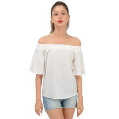 Off Shoulder Short Sleeve Top Icon