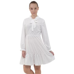 All Frills Chiffon Dress Icon