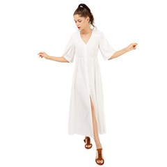Kimono Sleeve Boho Dress Icon
