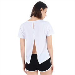 Open Back Sport Tee Icon