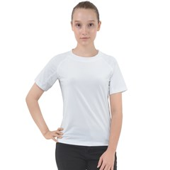 Women s Sport Raglan Tee Icon