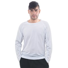 Men s Long Sleeve Raglan Tee Icon