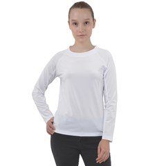 Women s Long Sleeve Raglan Tee Icon