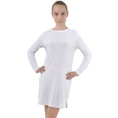Long Sleeve Hoodie Dress Icon