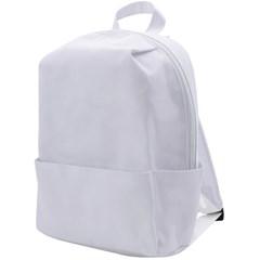 Zip Up Backpack Icon