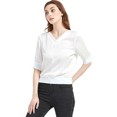 Quarter Sleeve Blouse Icon