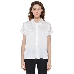 Short Sleeve Pocket Shirt Icon