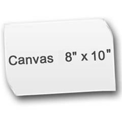 Canvas 8  x 10  Icon