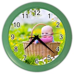 Color Wall Clock Icon