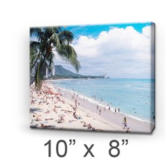 Canvas 10  x 8  (Stretched) Icon