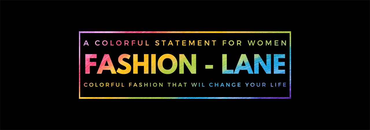 - Fashion Lane Banner