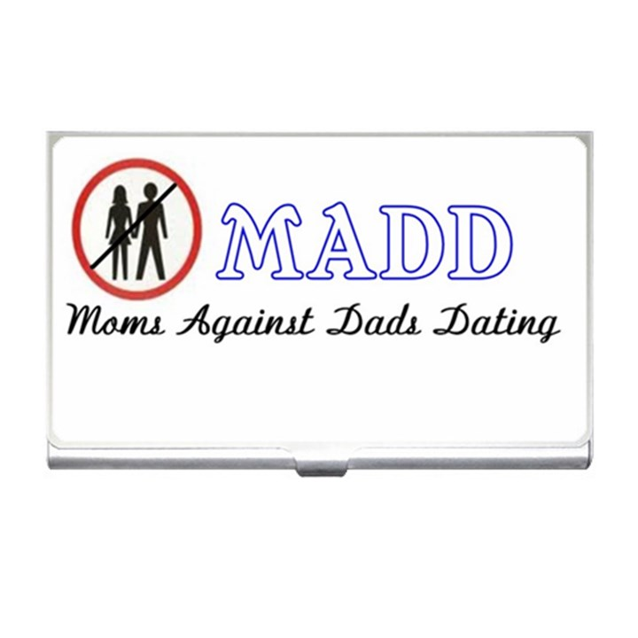 Madd Business Card Holder   CowCow