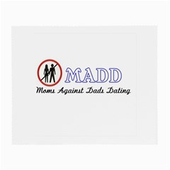 Madd Twin-sided Glasses Cleaning Cloth by OrbTees