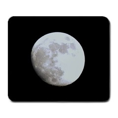Moon Large Mouse Pad (rectangle) by LigerTees