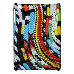 Multi Colored Beaded Background Apple Ipad Mini Hardshell Case by artattack4all