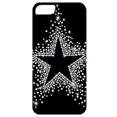 Sparkling Bling Star Cluster Apple Iphone 5 Classic Hardshell Case by artattack4all