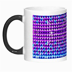 Rainbow Of Colors, Bling And Glitter Morph Mug by artattack4all