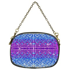 Rainbow Of Colors, Bling And Glitter Single Sided Evening Purse by artattack4all