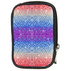 Rainbow Of Colors, Bling And Glitter Digital Camera Case by artattack4all