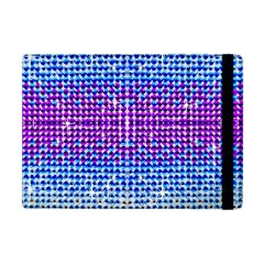 Rainbow Of Colors, Bling And Glitter Apple Ipad Mini Flip Case by artattack4all