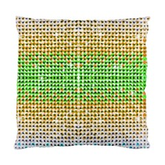 Diamond Cluster Color Bling Twin Sided Cushion Case by artattack4all